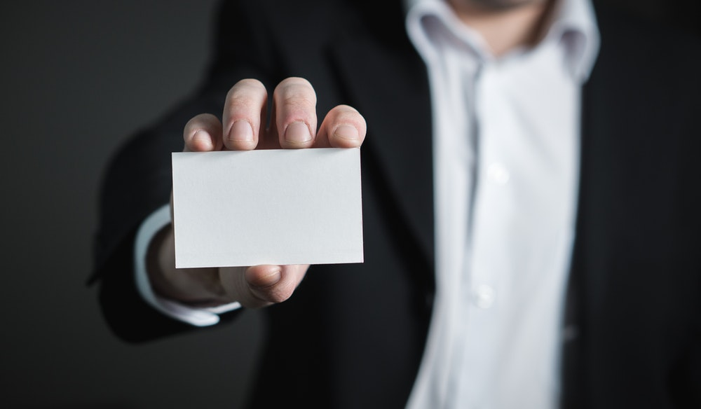 Business Cards in the Digital Age
