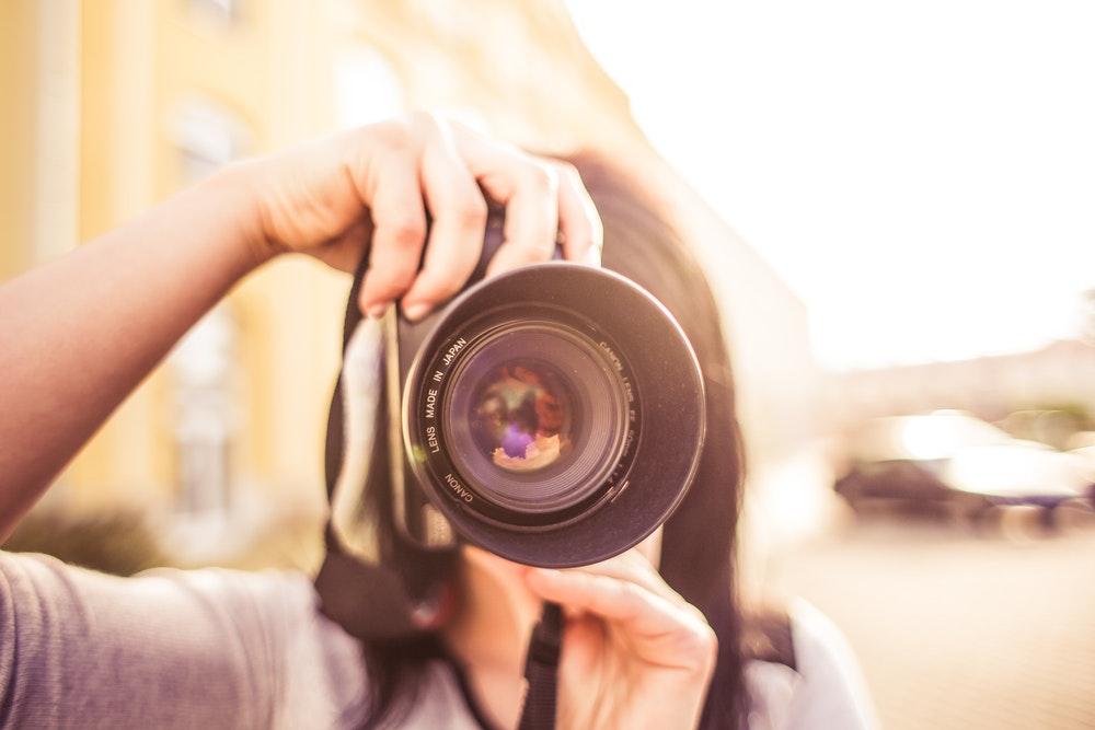 Stock photo library photographer