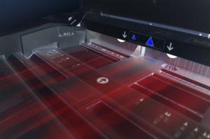 Digital printing process