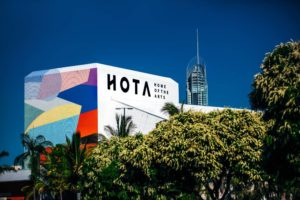 HOTA Gallery, Home of the Arts