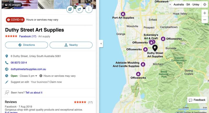 Market your retail store with Bing