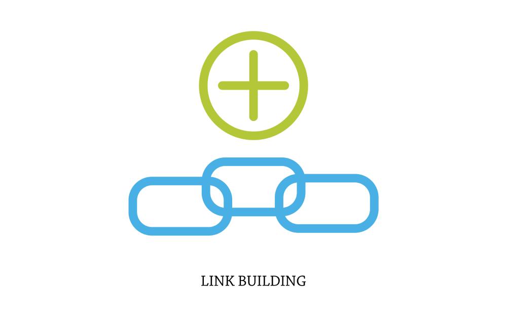 Backlink building to websites
